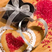 Heart Shaped Cookie Cutter Favour